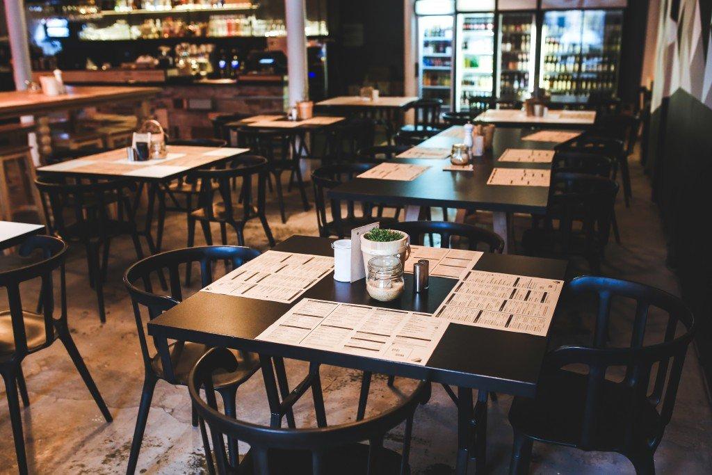 מסעדה רישוי עסקים ואדריכלות