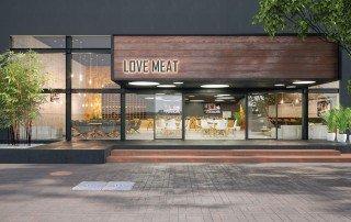 תכנון ועיצוב מסעדת יוקרה
