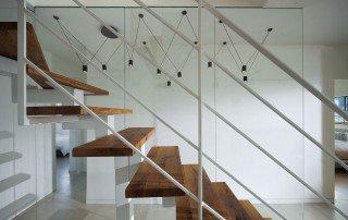 עיצוב ושיפוץ גרם מדרגות קיים