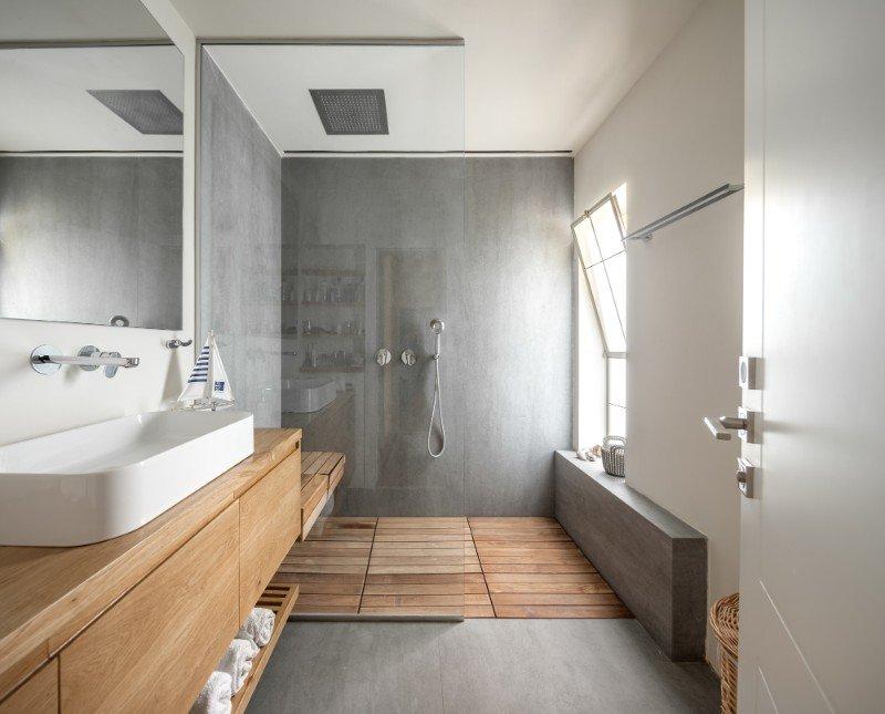 מקלחת מעוצבת, עיצוב מקלחת - טלי זרחיה פרומוביץ