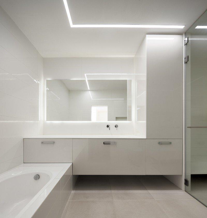 עיצוב חדר אמבטיה - טלי זרחיה פרומוביץ