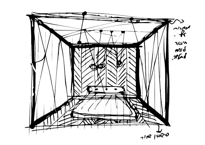 עיצוב חדר שינה טלי זרחיה פרומוביץ