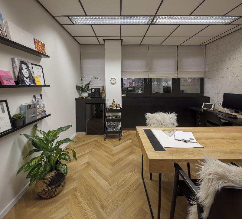 עיצוב משרדים קטנים - טלי זרחיה פרומוביץ עיצוב פנים