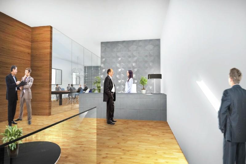 עיצוב משרדים קטנים  - אדריכלות פנים