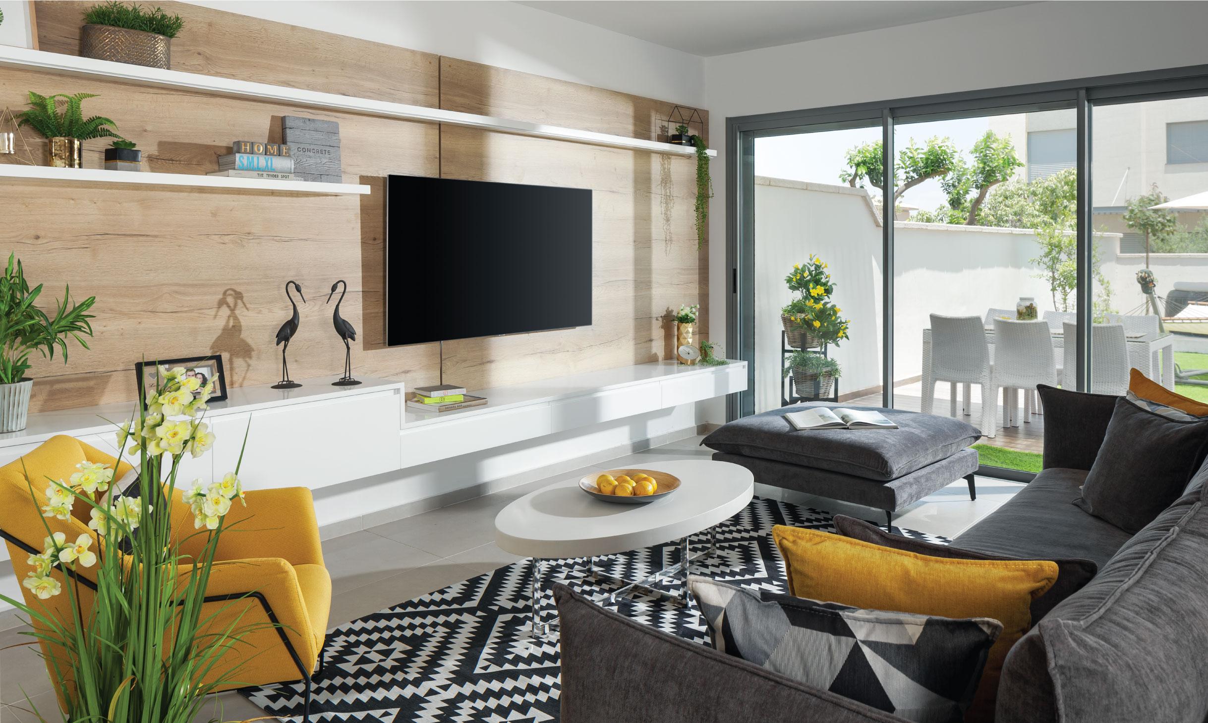 תכנון ועיצוב בית בראש העין החדשה