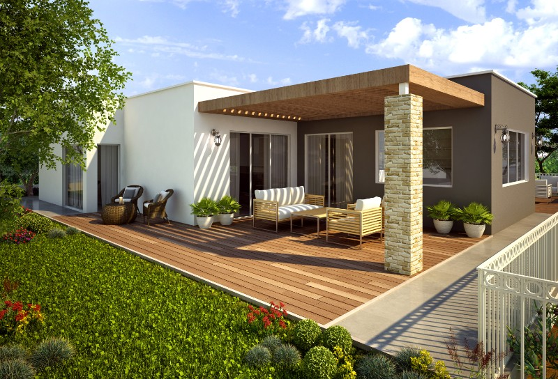 פרוייקט של אדריכלית בית פרטי