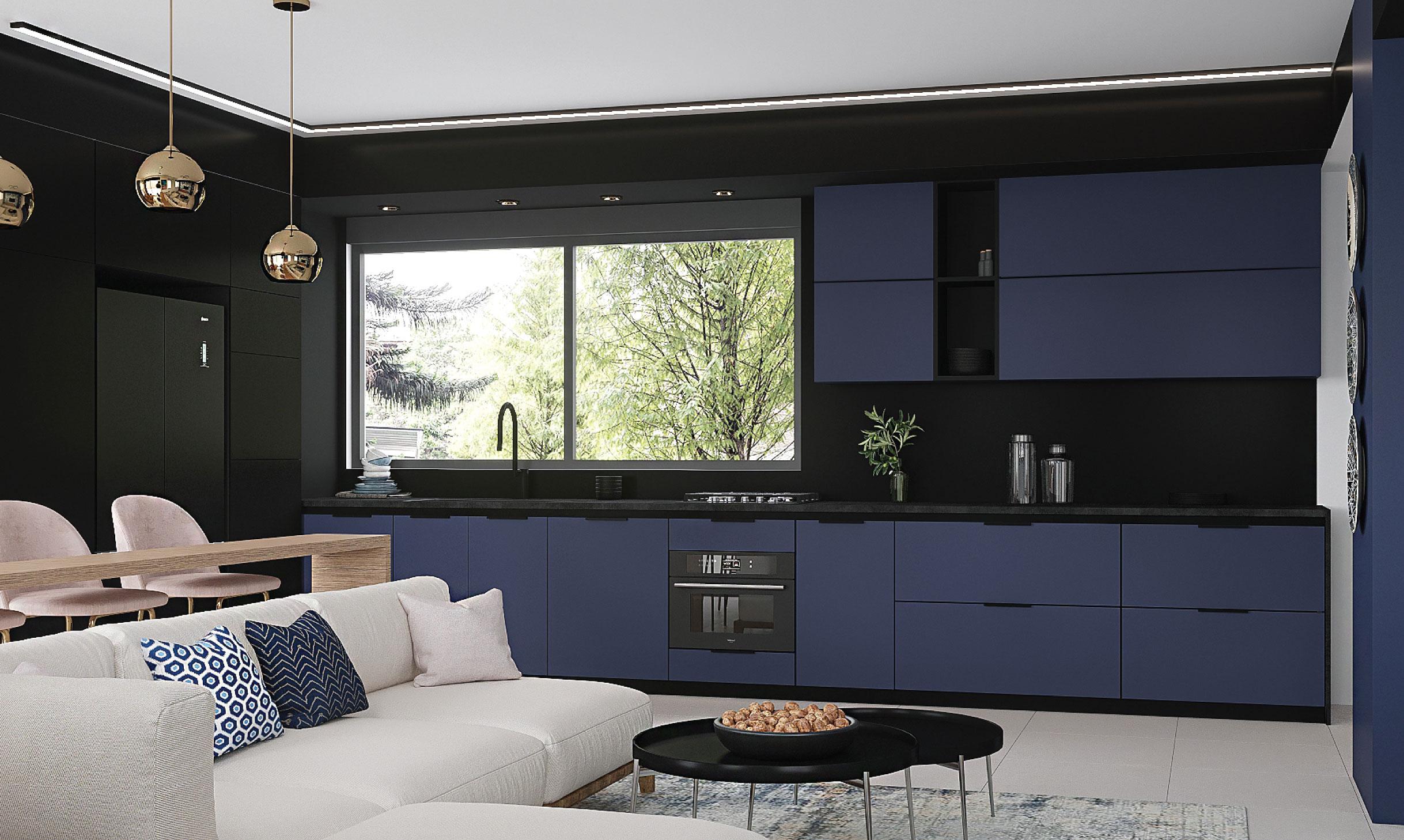 עיצוב חדר שינה בדירת קבלן