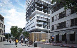 פרוייקט התחדשות עירונית פתח תקווה