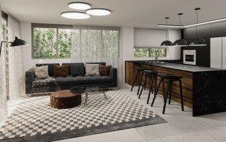 תכנון חדר במרתף