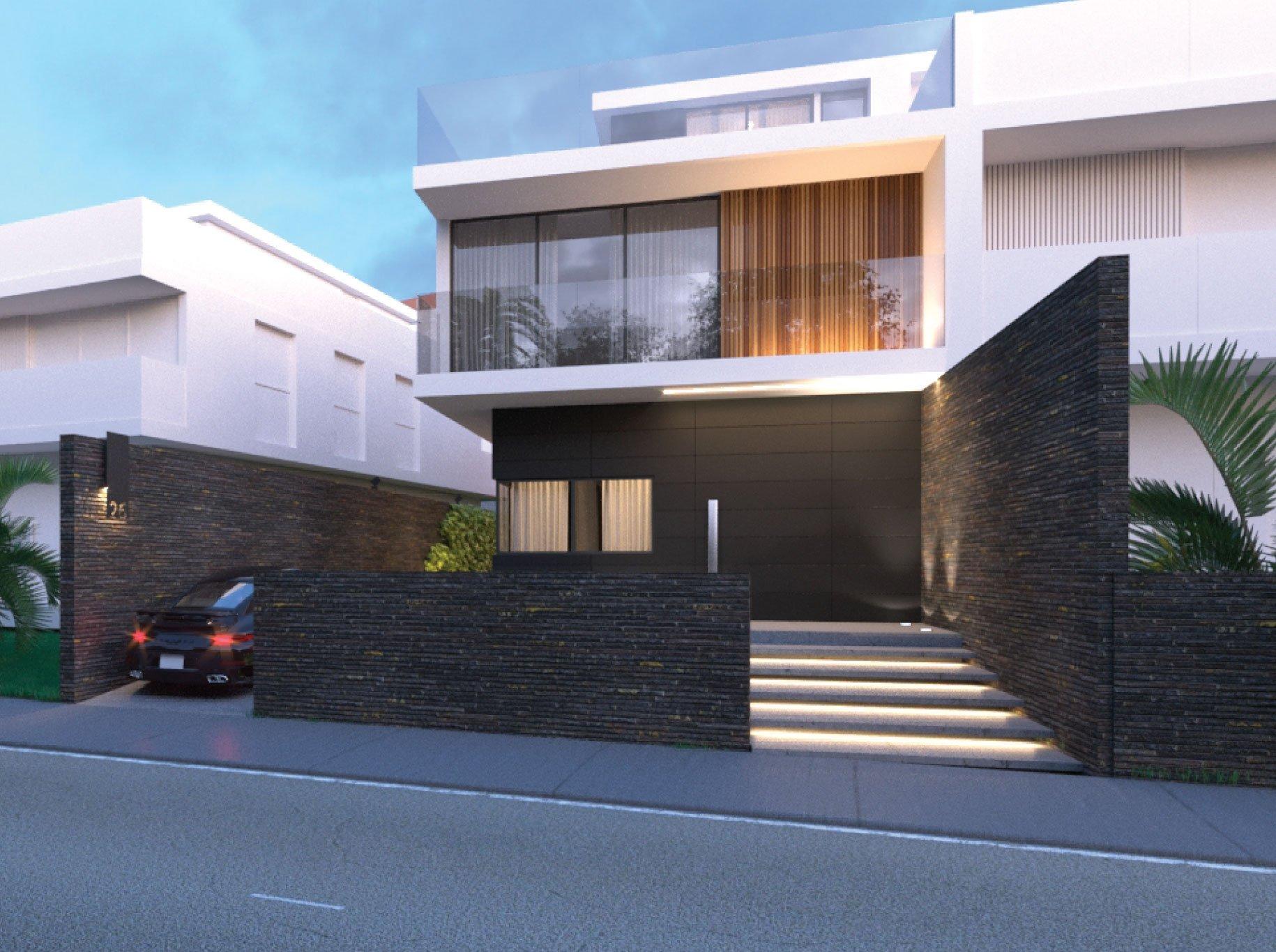 בית פרטי תוכנן על ידי האדריכלית טלי זרחיה פרומוביץ