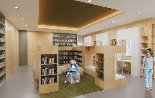 תכנין ספריה M21