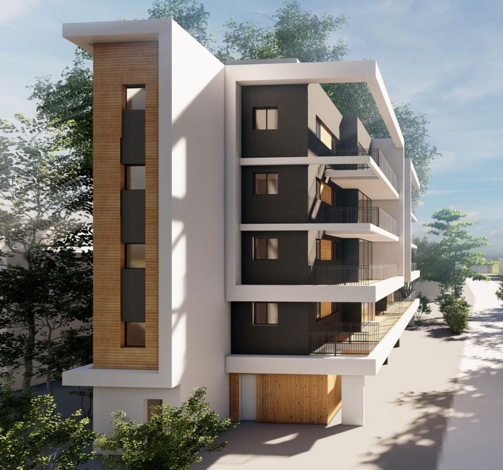 תכנון בניין מגורים
