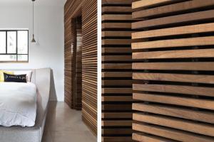 עיצוב חדר שינה סוויטת הורים